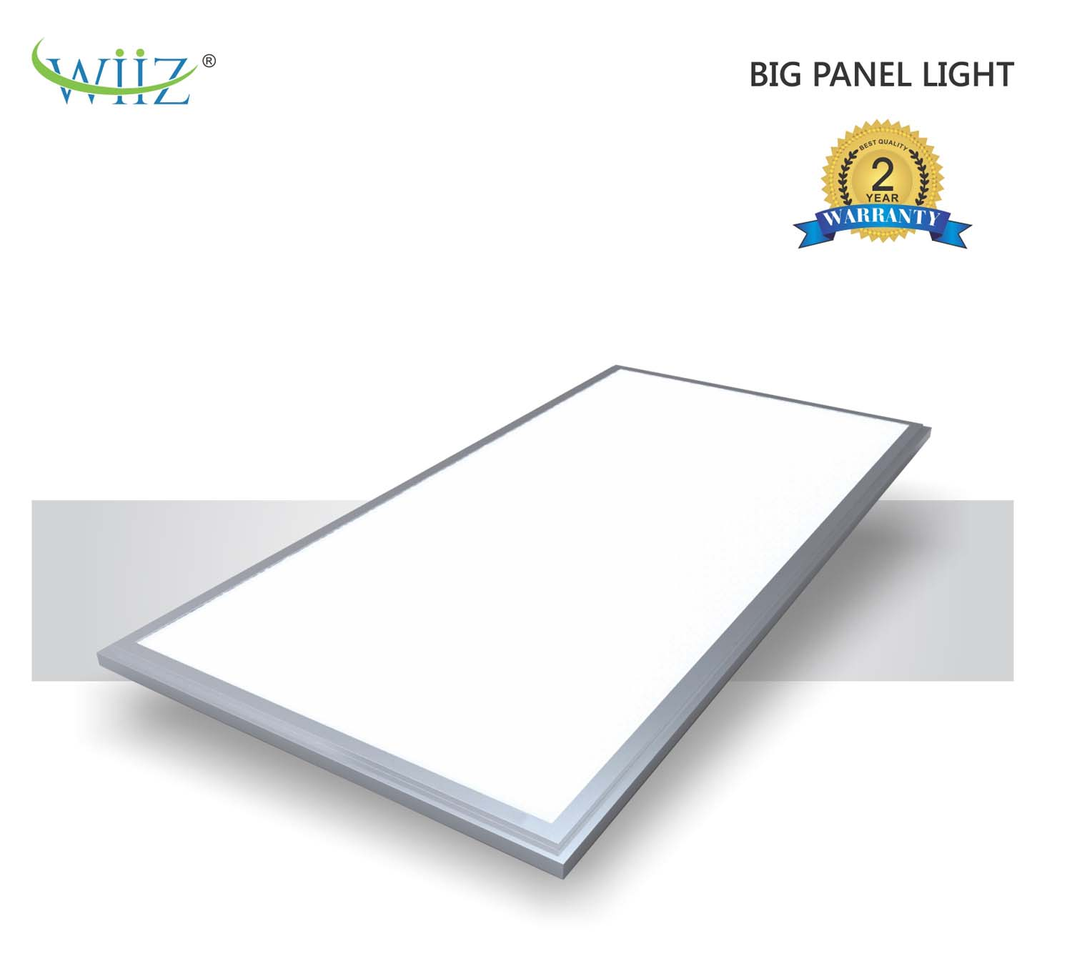 Wiiz Big Slim Rectangle Panel